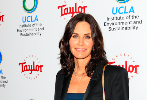Courtney Cox Has Plastic Surgery Reversed And Has Gone Back Natural