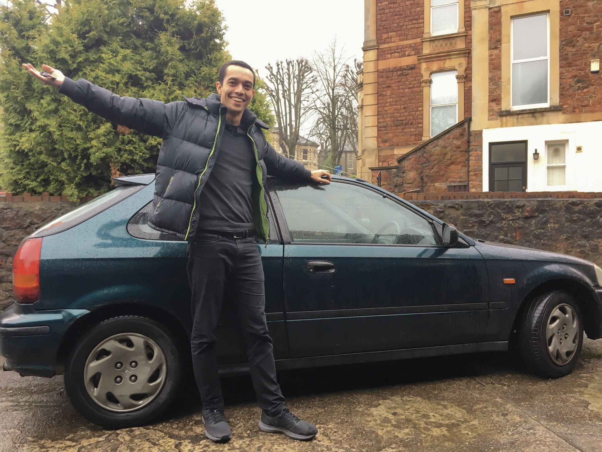 Guy Buys Car For 100 Mile Trip Because Its Cheaper Than Train Tom Church 1