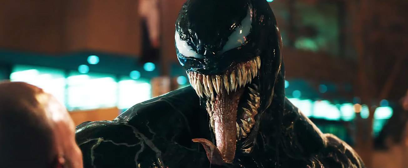 sony tom hardy eddie brock venom suit