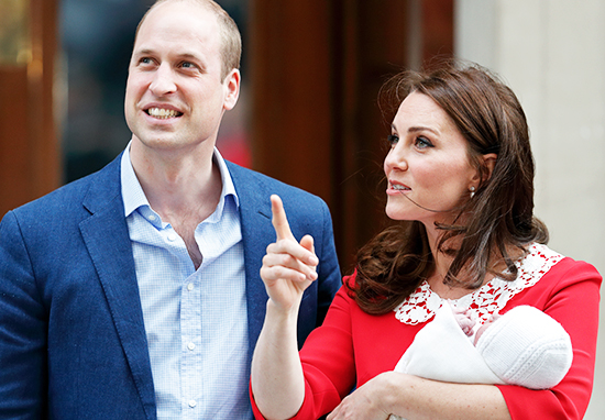 Lip Reader Reveals What They Think William And Kate Said To Each Other As They Introduced New Baby WEBTHUMBNEW Kate Middleton and William 1
