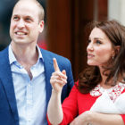 What William And Kate Said To Each Other As They Introduced New Baby