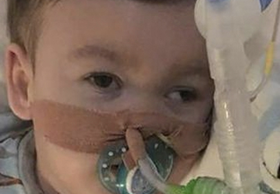 Piers Morgan Comes Out Fighting In Defence Of Alfie Evans' Parents