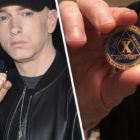 Eminem Celebrates 10 Years Drug And Alcohol Free