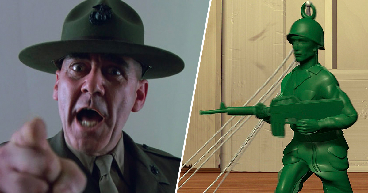 R. Lee Ermey, Voice Of Sarge From Toy Story, Dies Aged 74