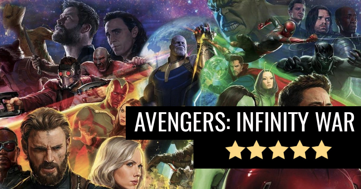 Infinity War review thumb