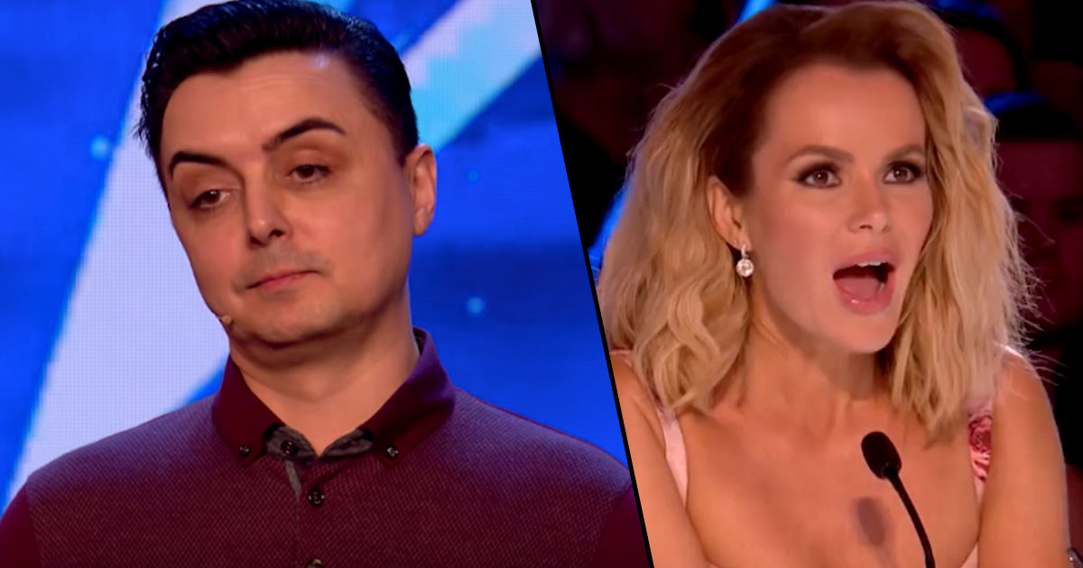 Truth Behind BGT Magician's Trick Has Been Revealed