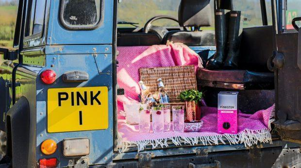 Pinkster Release 3 Lire Box Of pink Gin