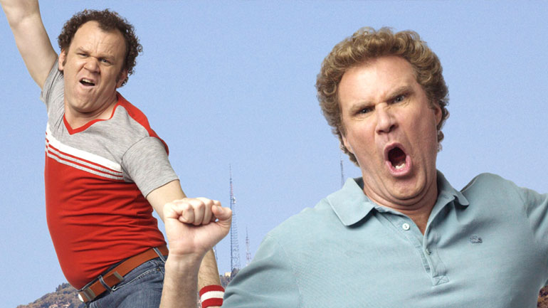 Will Ferrell Hospitalised After SUV Flips In Car Crash step borther