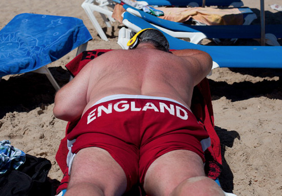 Sunbather England