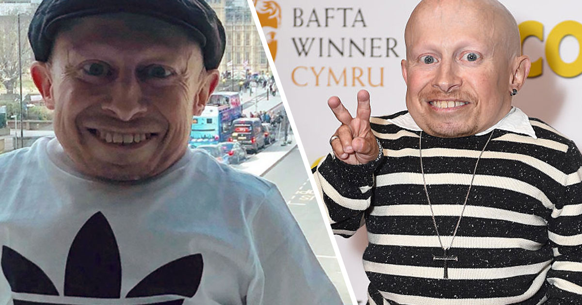 Verne Troyer during a trip to London and at a red carpet event