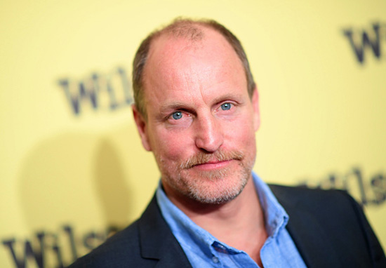 American actor Woody Harrelson