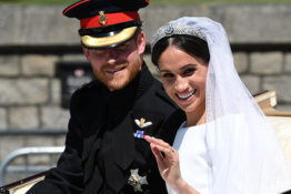 Harry and Meghan Wedding Carriage