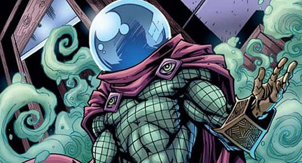 Mysterio in Amazing Spider-Man