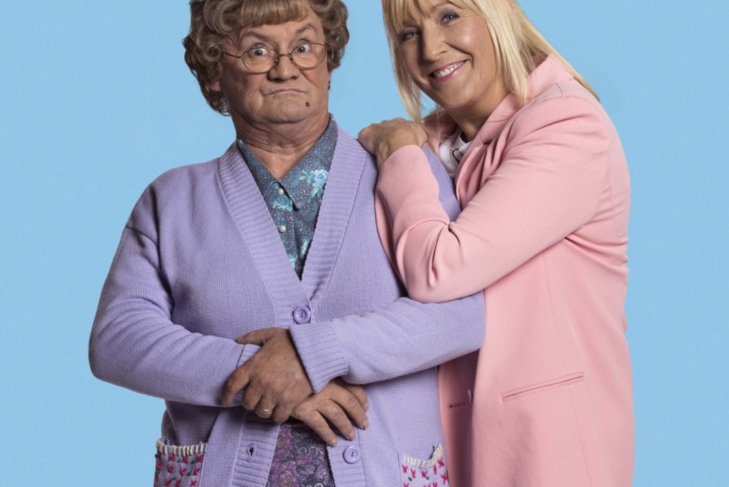 All Round to Mrs Brown's jenny and brendan