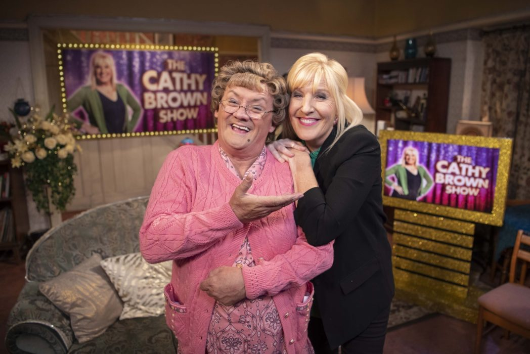 All Round to Mrs Brown's, The Cathy Brown show