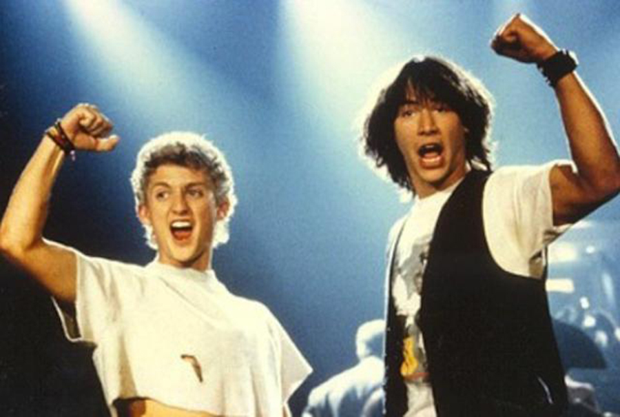Bill And Ted 3 Officially Happening With Keanu Reeves And Alex Winter Returning