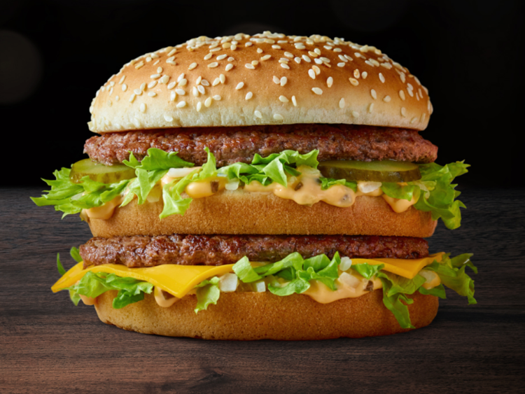 Image Result For Grand Big Mac