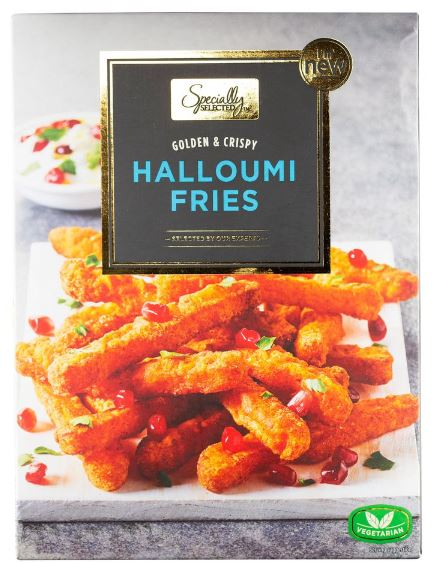 Aldi Just Released £1.99 Halloumi Fries And They Look Amazing