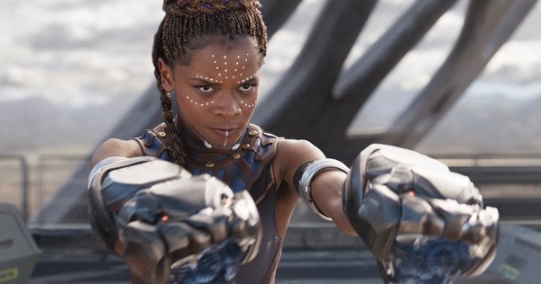 Shuri in Marvel's Black Panther