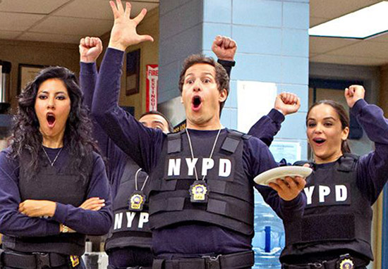 Brooklyn Nine-Nine Renewed by NBC