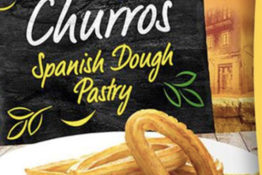 Churros for 99p at Lidl