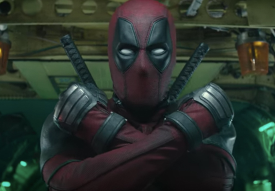Deadpool brings back Blockbuster
