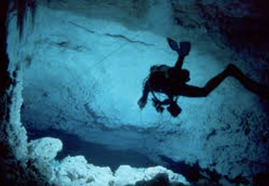 Has The Location Of Atlantis Been Discovered? Diver