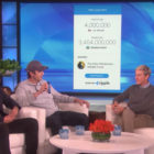Ashton Kutcher Donates $4 Million To Ellen DeGeneres' Endangered Animal Fund