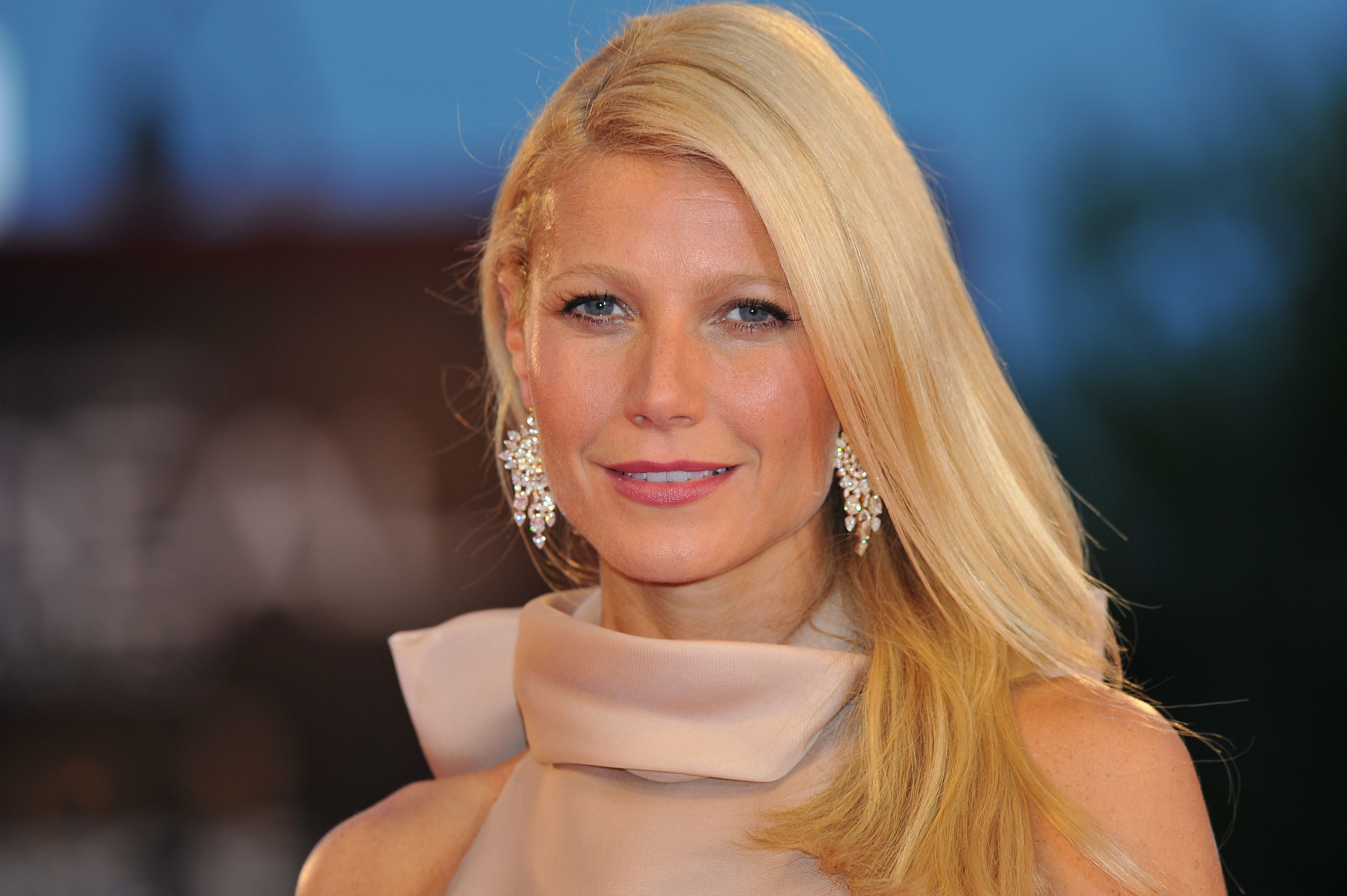Gwyneth Paltrow Shares Rare Picture Of Daughter Apple And Everyone's Saying The Same Thing