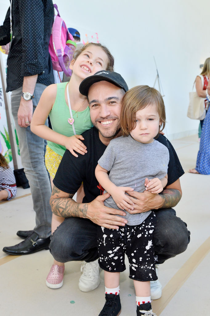 Pete Wentz Proves He's A Huge Marvel Fan With The Name He's Given Newborn Baby