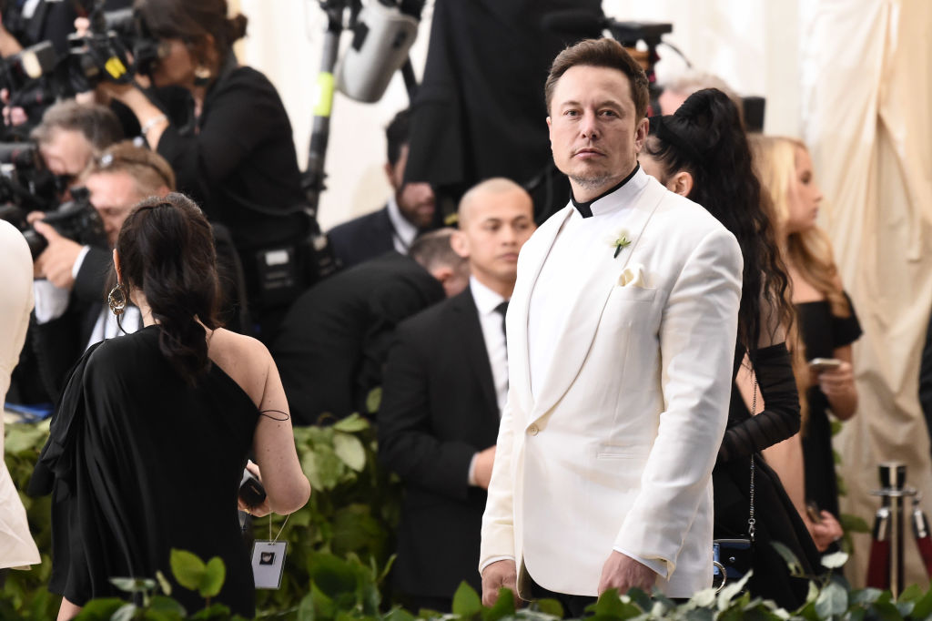 Elon Musk Responds To Claims His Thai Rescue Effort Was Useless GettyImages 955835724