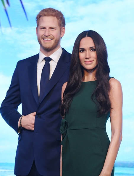 Meghan Markle And Prince Harry's Wax Figures Are So Good It's Actually Scary