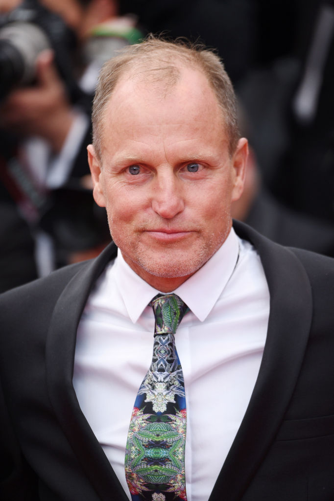 "Woody Harrelson attends the screening of ""Solo: A Star Wars Story"""