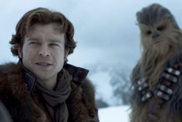 Still from Solo: A Star Wars Story