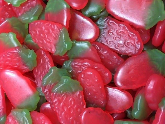 Iceland Selling Huge 1kg Boxes Of Haribo Strawberry Sweets For £4 %name