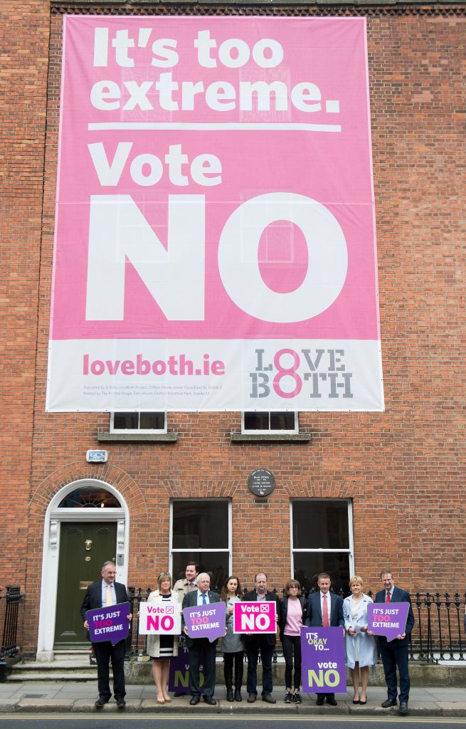 Ireland abortion referendum and eighth amendment debate