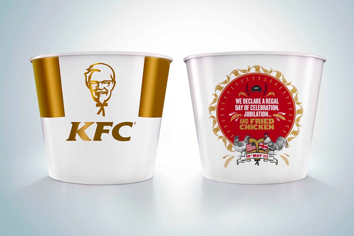 People Are For Ebay Bucket' Kfc's A Fortune On Selling 'royal 4AjqRL35Sc