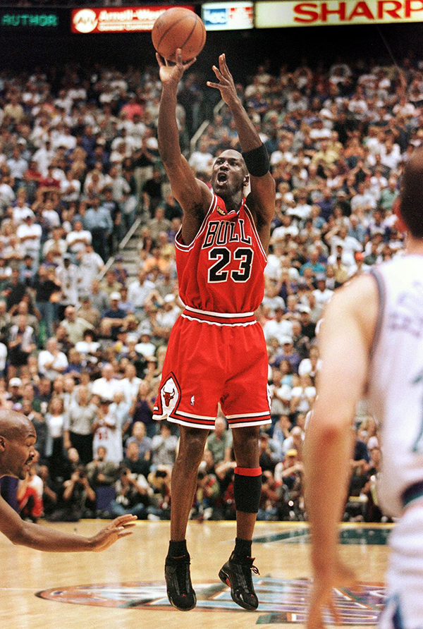 Netflix Creating Ten-Hour Documentary About Michael Jordan's Life