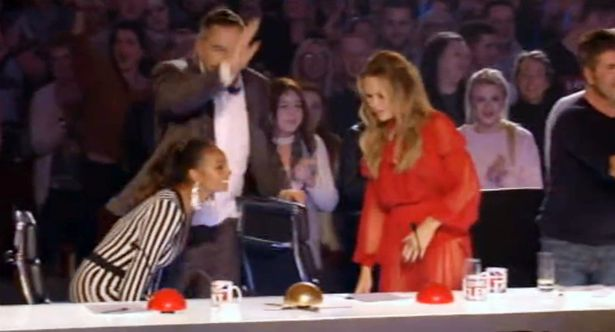 David Walliams presses Golden Buzzer on Britain's Got Talent