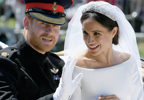 Meghan Markle and Prince Harry Royal Wedding