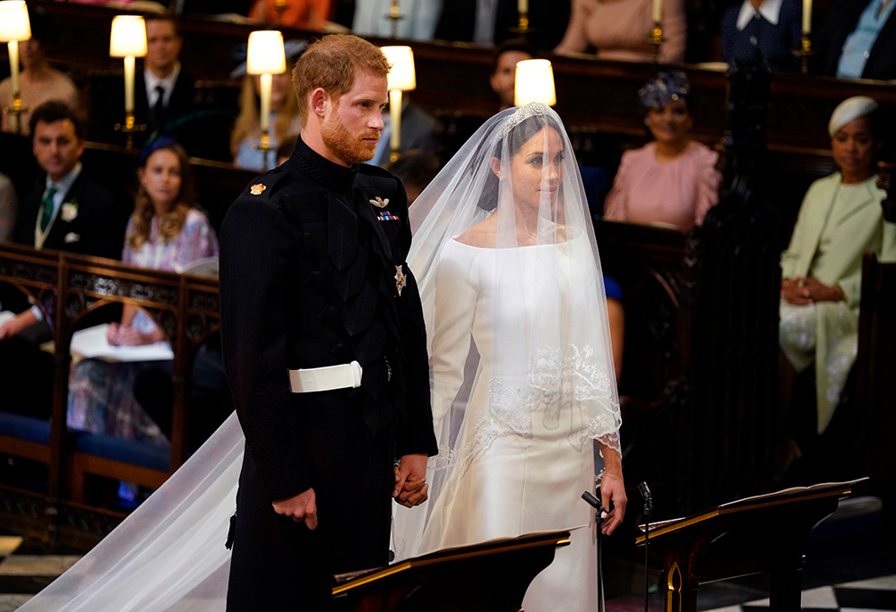 Wedding Royal Harry Meghan