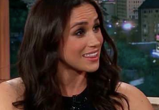 Meghan Markle interviewed by Craig Ferguson 2013