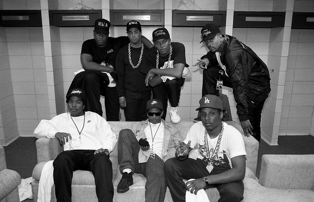 N.W.A group photo