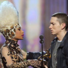Nicki Minaj Says She's Dating Eminem On Instagram
