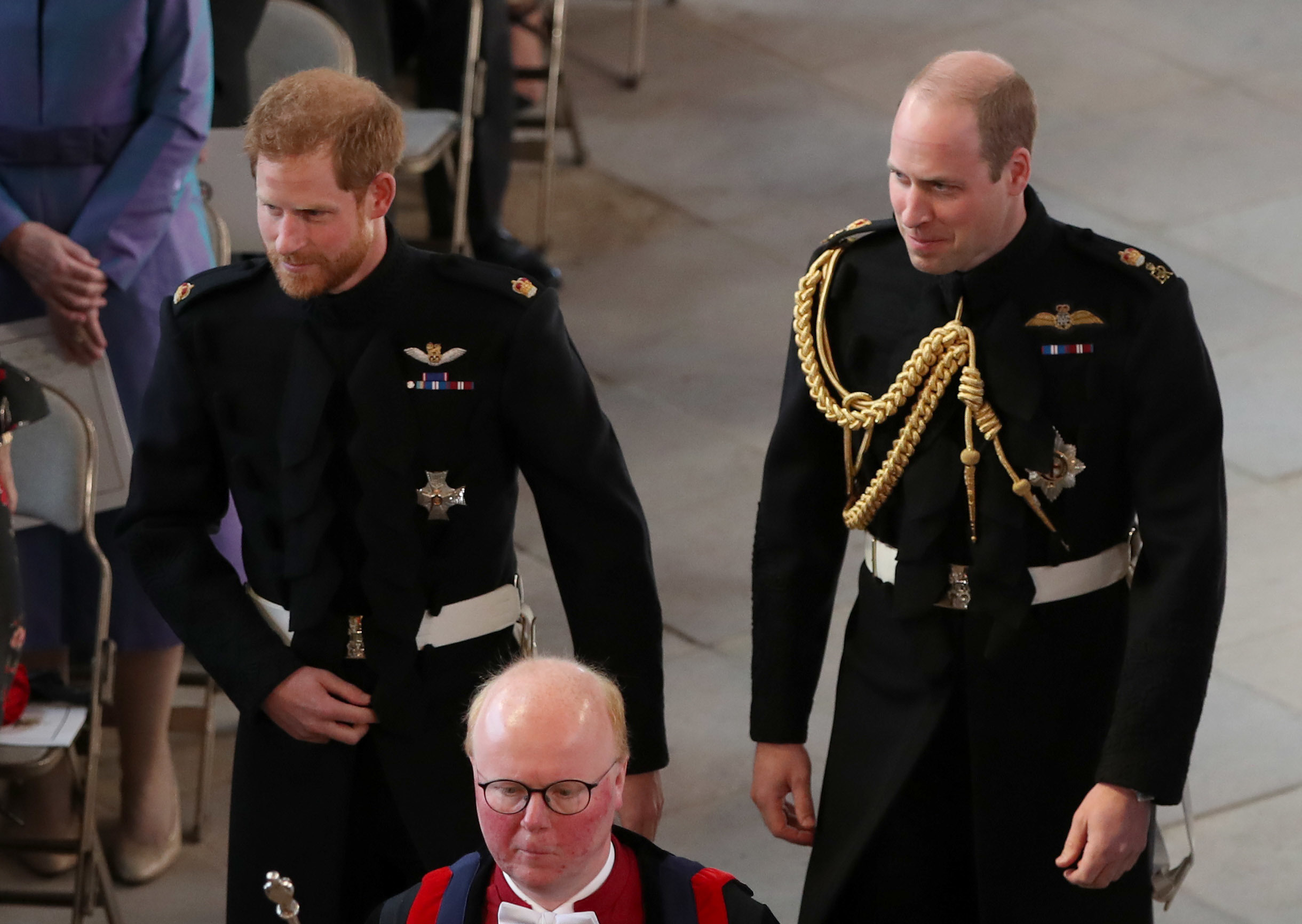 Prince Harry's Reaction To Seeing Meghan Markle Was Perfect
