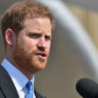 Prince Harry Was Attacked By Bee During Speech And Meghan's Response Was Brilliant