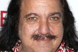 Former Adult Actor Ron Jeremy