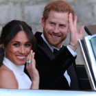 Secret Meaning Behind Prince Harry And Meghan's Car Registration
