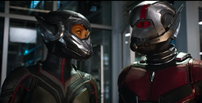 Still from Ant-Man and The Wasp (2018)