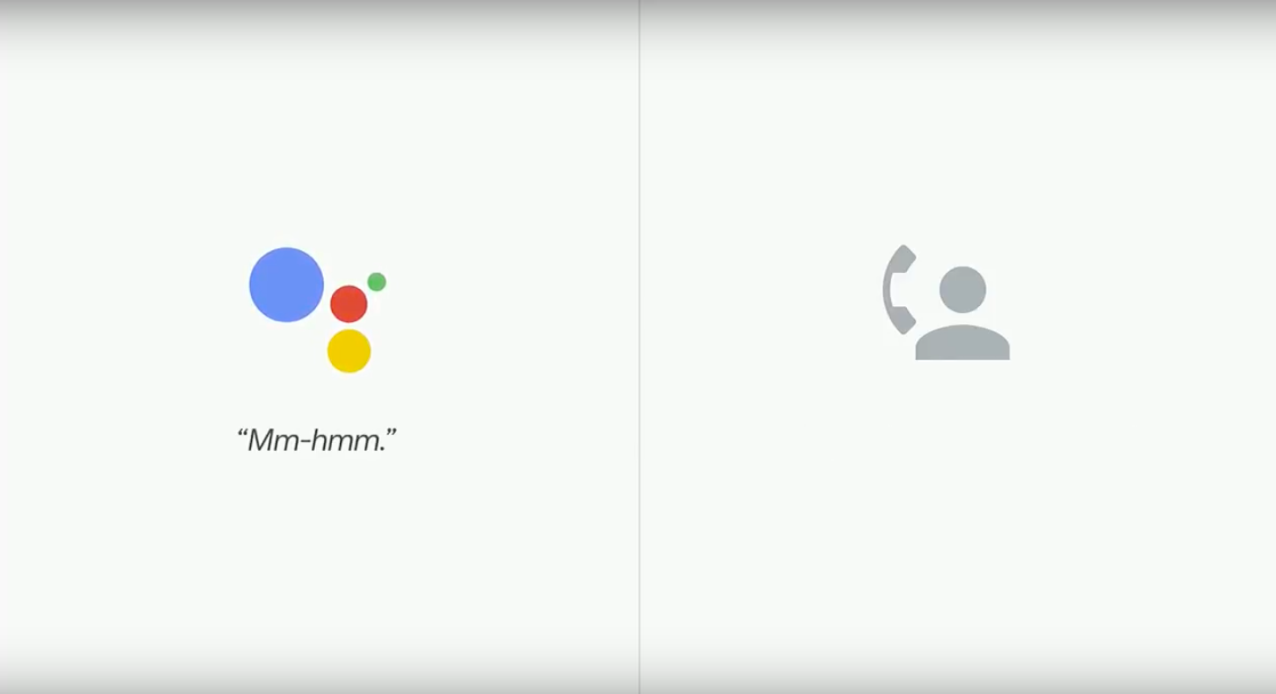 Google Assistant Making Phone Call